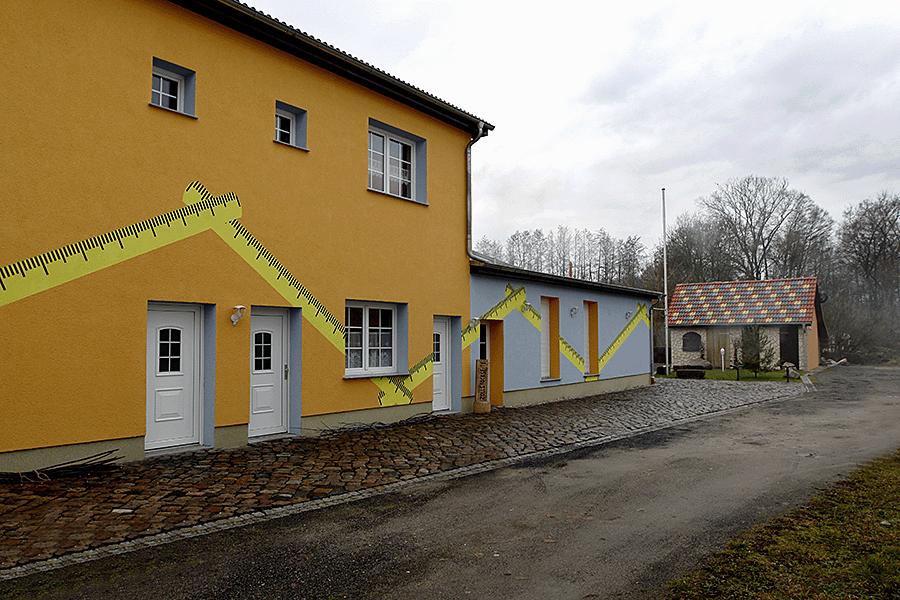 Pension am Zollstockmuseum
